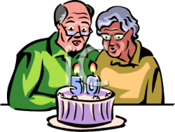 Couple clipart anniversary couple