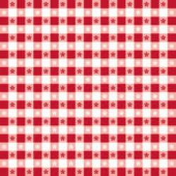 Picnic clipart checkered tablecloth