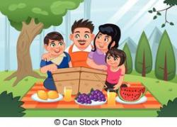Picnic clipart countryside