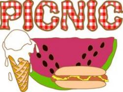 Picnic clipart end summer