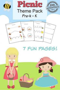Picnic clipart night time activity