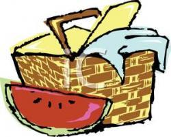 Picnic clipart picnic basket