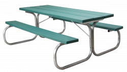 Picnic Table clipart picnic bench