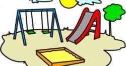 Picnic clipart playground