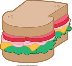 Sandwich clipart food fair
