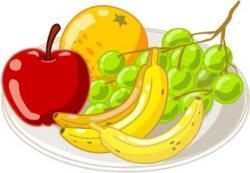 Vegetable clipart snack time