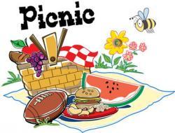 Picnic Basket clipart picnic games