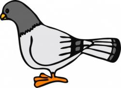 Trap clipart dove