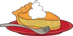 Tart clipart thanksgiving pie