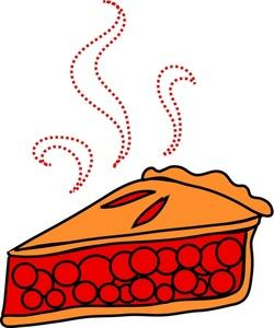 Tart clipart cherry pie