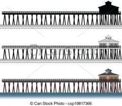 Pier clipart