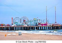 Boardwalk clipart pier