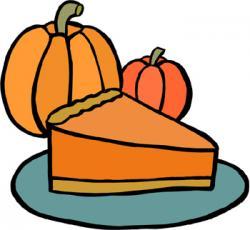Dessert clipart pumpkin pie