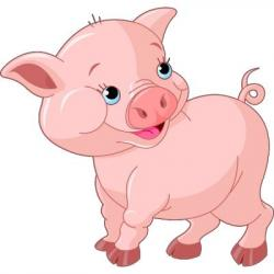 Pork clipart transparent