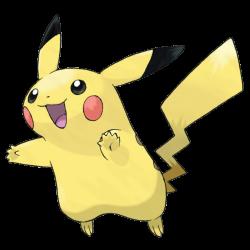 Pikachu clipart nintendo