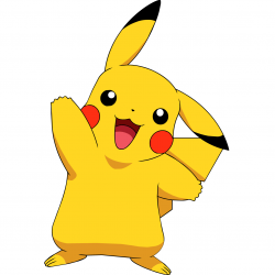 Pikachu clipart original pokemon
