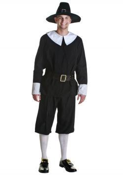 Pilgrim clipart pants
