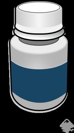 Pills clipart aspirin