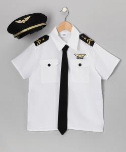 Pilot clipart clothes