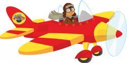Aviation clipart female pilot