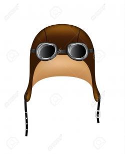 Pilot clipart goggles