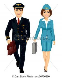 Pilot clipart pilot uniform