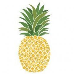 Pineapple clipart friuts