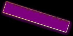 Purple clipart eraser