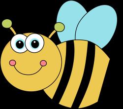 Pollination clipart cute