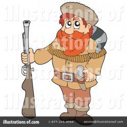 Pioneer clipart hunter