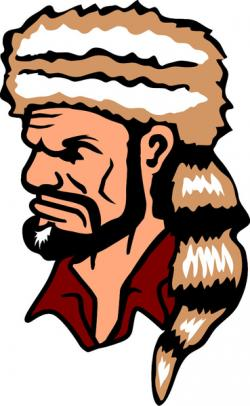 Pioneer clipart mascot