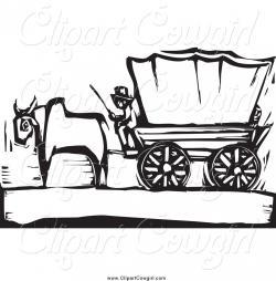 Ox clipart ox wagon