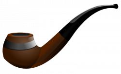 Cigar clipart tobacco pipe