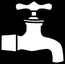 Fawcet clipart water spigot