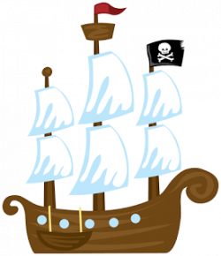 Pirate clipart adventure