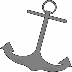 Anchor clipart ship anchor