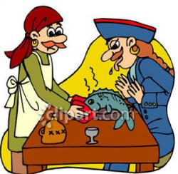 Pirate clipart cooking