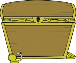 Treasure clipart treasure chest