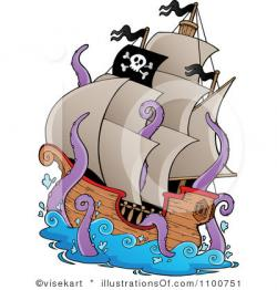 Pirates Of The Caribbean clipart pirate ship