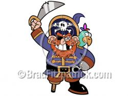 Pirate clipart pirate the caribbean