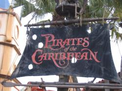 Pirates Of The Caribbean clipart disney world ride