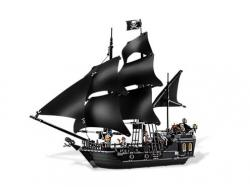 Pirates Of The Caribbean clipart the black pearl