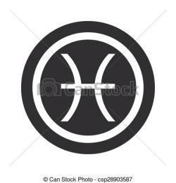 Pisces clipart logo