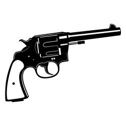 Weapon clipart western gun