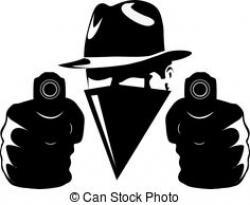 Pistol clipart gangsta