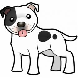 Pit Bull clipart