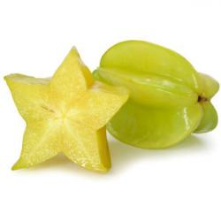 Pitaya clipart star fruit