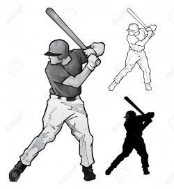 Pitcher clipart