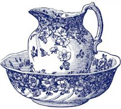 Pitcher clipart crockery