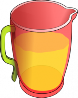 Pitcher clipart juice